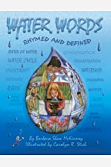 Water Words Rhymed and Defined Hardcover