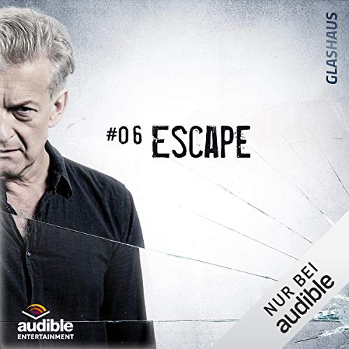 Escape audiobook cover art