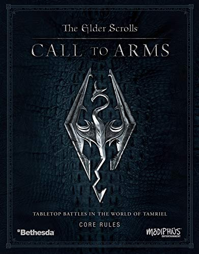 Modiphius The Elder Scrolls Call to Arms Miniature Game - Core Box...