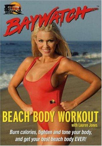 Baywatch - Beach Body Workout [DVD] (2007) Lauren Jones (japan import)