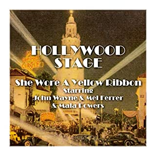 Hollywood Stage - She Wore a Yellow Ribbon cover art