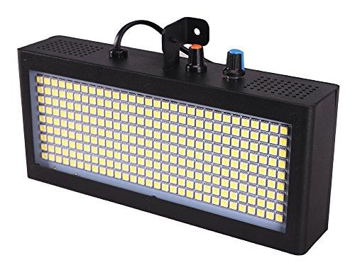 LED Atomic Strobe, Blitzlicht, super helles Blinklicht, 270er weiße LED Gaming Lights für Disco, Ballsaal, KTV, DJ Bar, Club, Musik Party,...