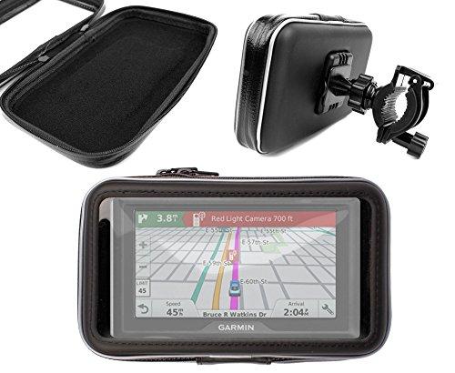 DURAGADGET Montaje Giratorio para Bici De Montaña Y Funda para GPS Garmin Drive 50 / 50LM / 50LMT