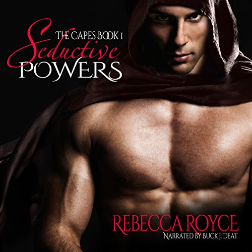 Seductive Powers audiobook cover art
