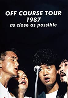 OFF COURSE TOUR 1987 as close as possible(Blu-ray Disc)
