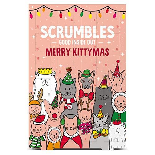 Scrumbles Katzen Adventskalender