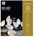 GE Color Choice 50-Count 32.6-ft Multi-Function...
