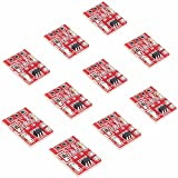 ILS - 10 pieces 2.5-5.5V TTP223 Capacitive Touch Switch Button Self-Lock Module For Arduino