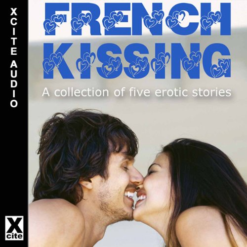 French Kissing audiobook cover art