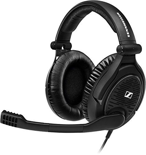 Sennheiser Game Zero - Auriculares de Diadema Cerrados Gaming (reducción de Ruido, edición Especial) Color Negro
