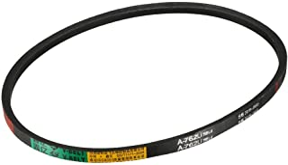 sourcing map C-2515//C99 Drive V-Belt Inner Girth 99-inch Industrial Power Rubber Transmission Belt