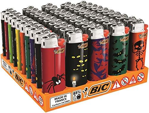 BIC Minibic mecheros, 1 caja de 50 unidades. j25 mini