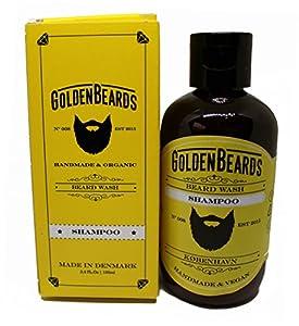 Golden Beards Kobenhavn BALM GROOMING OIL Champú para Barba (100ml) 100 ml