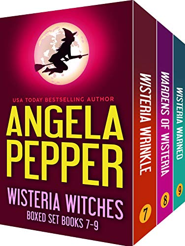 Wisteria Witches Box Set Books 7-9 (English Edition)
