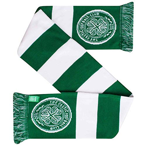 Celtic FC Crest Bar Scarf