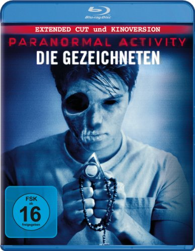 Paranormal Activity: Die Gezeichneten [Blu-ray]