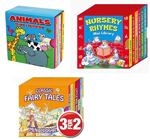 Mini Library Board Books - Bumper End of Season Sale - Special Gift Pack...