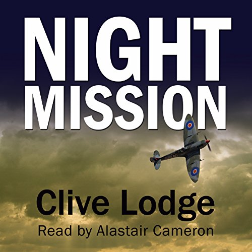 Night Mission audiobook cover art