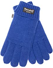 EEM guantes de punto WARM y HAPPY para niños con forro térmico Thinsulate de poliéster, material de punto 100% algodón