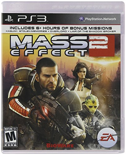 Mass Effect 2 by Electronic Arts