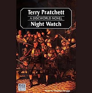 Night Watch audiobook cover art