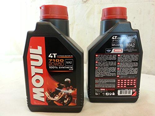 MOTUL OLIO MOTORE 7100 20W50 4T