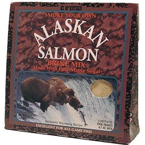 Hi Mountain Alaskan Salmon Brine, 13.4 Oz