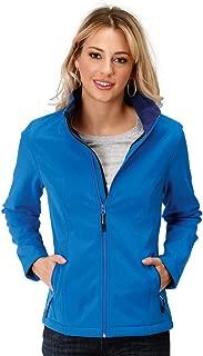 Women's Blue Softshell Jacket - 03-098-0780-7108 Bu