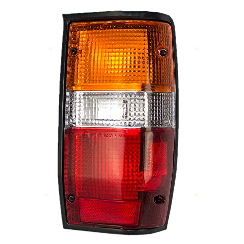Passengers Taillight Tail Lamp Replacement for Mitsubishi Dodge Pickup Truck MB527094