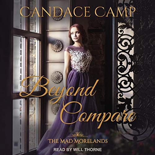 Beyond Compare audiobook cover art