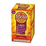 Metamucil Fiber Singles Smooth Texture Orange - 30 Packets