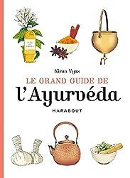 Le grand guide de l'Ayurveda - édition Marabout par Kiran Vyas