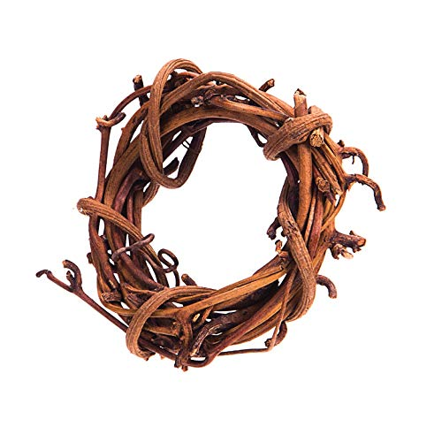 Grapevine Wreath Natural 6 inches