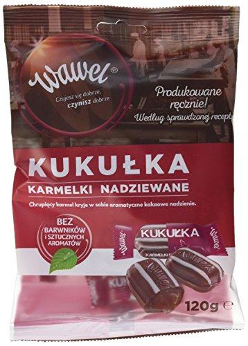 Wawel Gefüllte Bonbons - Kukułka, 16er Pack (16 x 120 g)