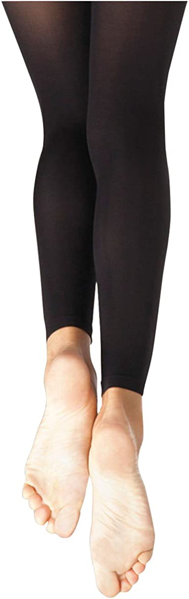 BODYWRAPPERS TotalSTRETCH FOOTLESS TIGHTS (5 COLORS)