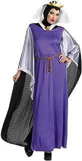 Womens Evil Queen Deluxe Disney Theme Party Fancy Halloween Costume
