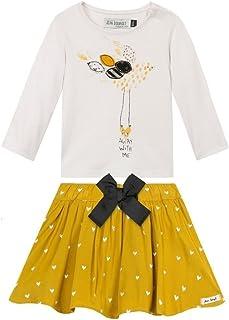 Jean Bourget Tee & Skirt Set