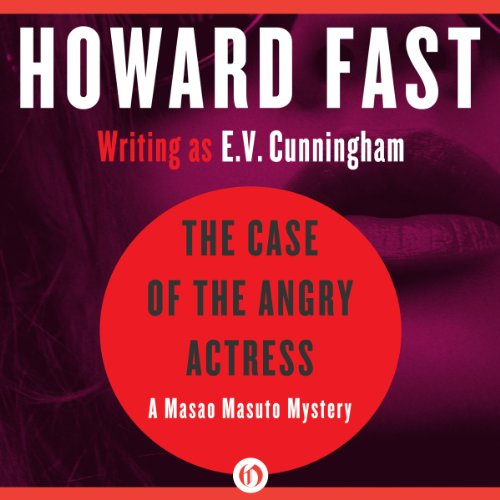 Couverture de The Case of the Angry Actress