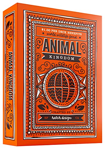 Theory Animal Kingdom Jeu de Cartes
