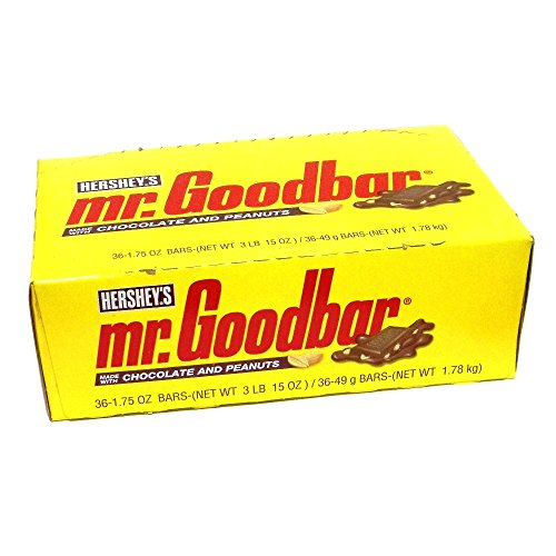 Hershey's-Mr. Goodbar, 36 Bars