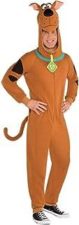 amscan Adult Mens Scooby Doo Fancy Dress Costume (Medium)