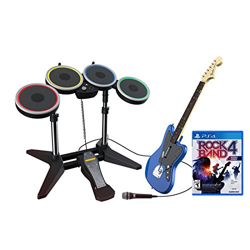 Rock Band Rivals Band Kit for PlayStation 4