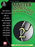 Master Anthology of Jazz Guitar Solos Volume 2 (English Edition)