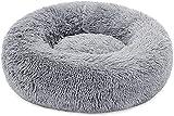 Neekor Soft Plush Donut Pet Bed