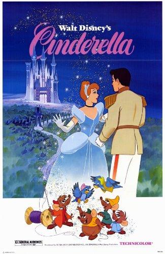 Cinderella 11 x 17 Movie Poster - Style A