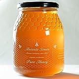 Miel natural ecológica artesanal de gran sabor y calidad (tomillo, 1kg)
