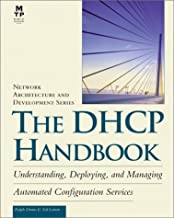 By Ralph E. Droms - The DHCP Handbook: Understanding, Deploying, and Managing Automat (1999-10-16) [Hardcover]