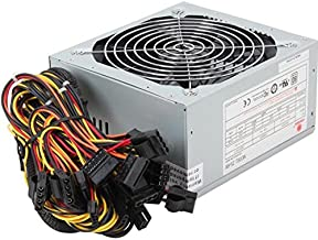 Coolmax Power Supply ATX 600 Power Supply - ZX-600