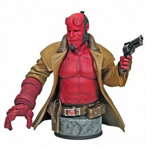 Hellboy 2: The Golden Army: Hellboy Mini-Bust