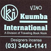 KUUMBA/クンバ『incense』(Vino) (Regular size)